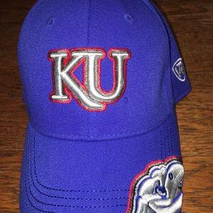 Kansas U Cap